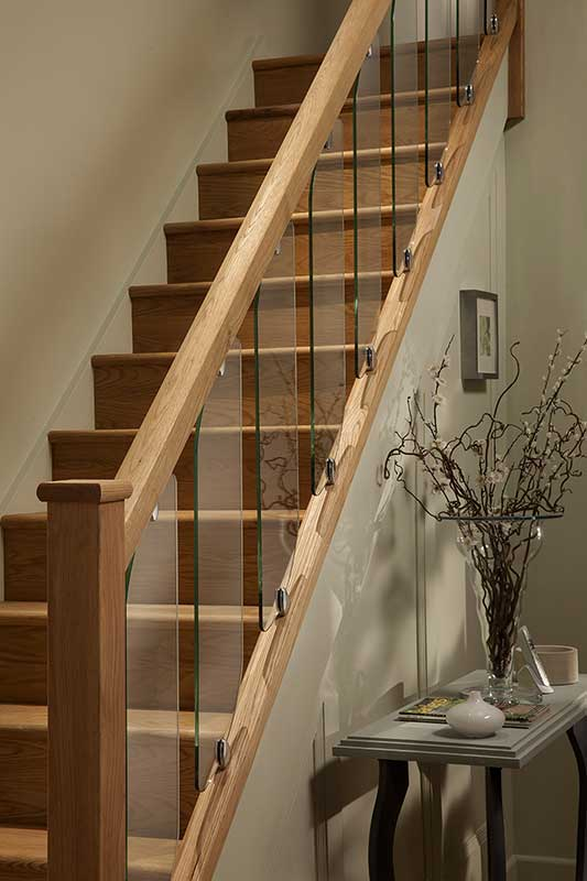 Glass Balustrades Clarity Range By Cheshire Mouldings