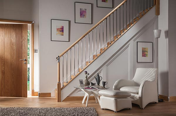 Axxys Evolution Stair Parts Cheshire Mouldings
