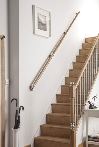 How To Fit A Handrail Cheshire Mouldings