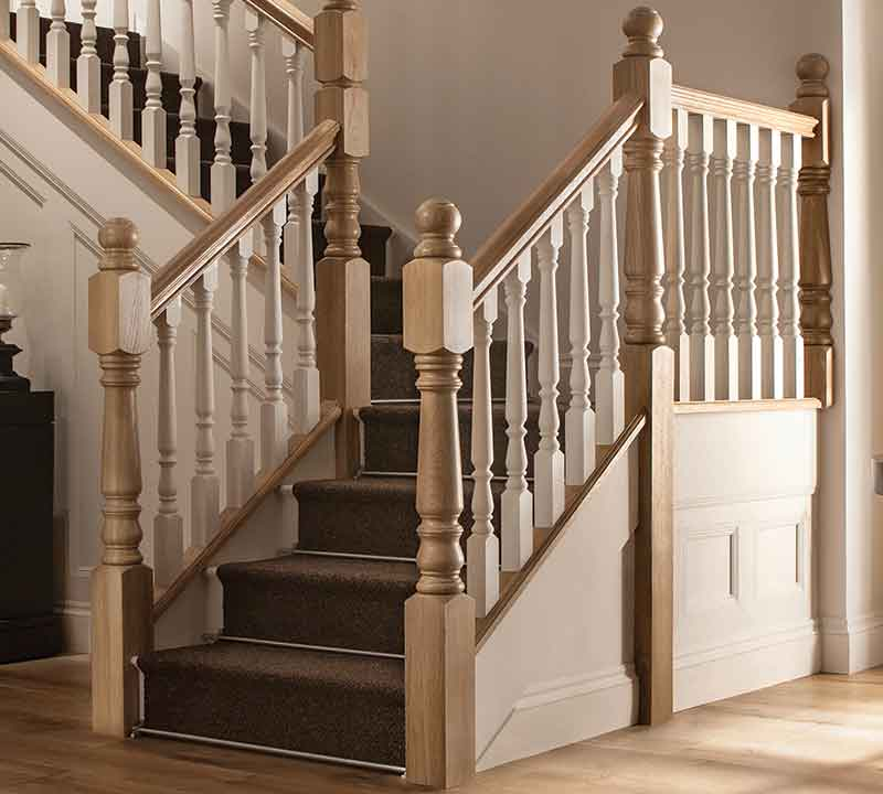 Merveilleux Handrails For Stairs Stair Parts  Https://www.cheshiremouldings.co.uk/inspiration/types Handrails Stairs/  When Looking At Giving Your Staircase A Revamp, ...