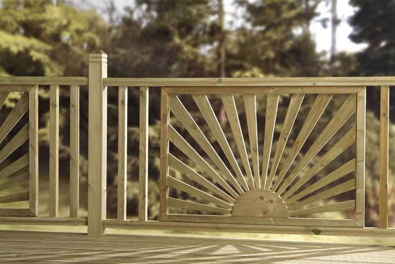 Decking panels and fence panels cheshire mouldings decking panels and decking treads baanklon Images
