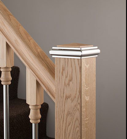 Newel Caps Stair Parts Cheshire Mouldings