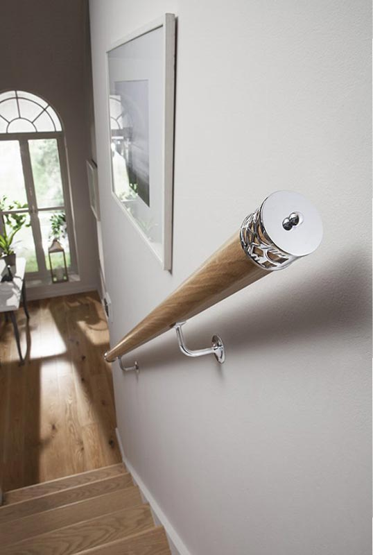 Wall Mounted Handrails Stair Parts Cheshire Mouldings
