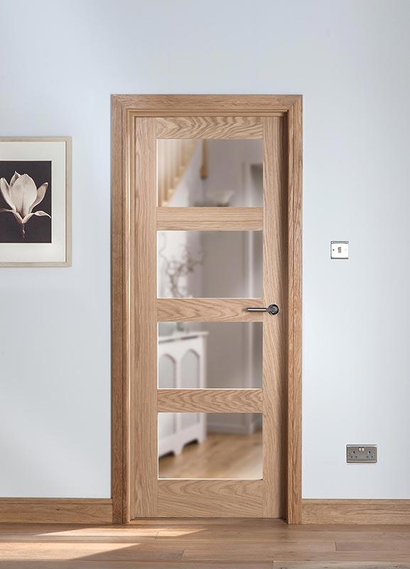 Oak Shaker Doors Oak Doors By Cheshire Mouldings