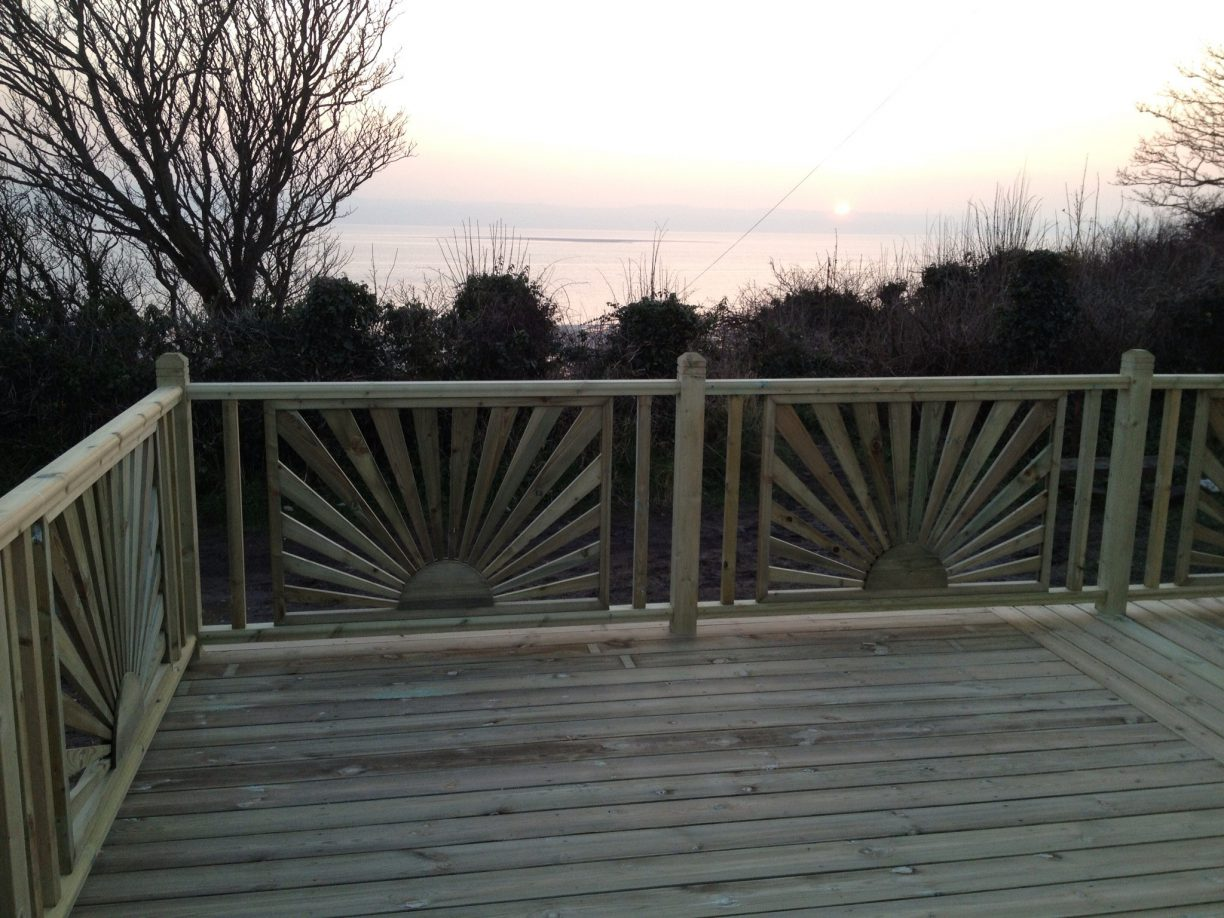 Transforming you outdoor living space – decking panels case study