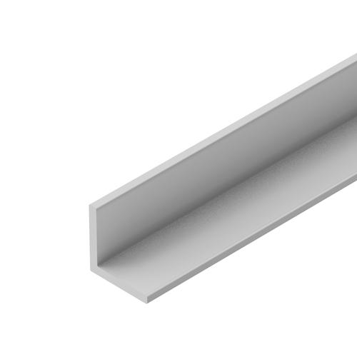 Aluminium 2400x18x18 Square Corner
