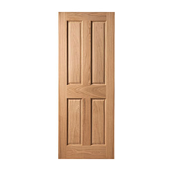 Oak 762mm wide Internal Fire Door from the Cheshire range