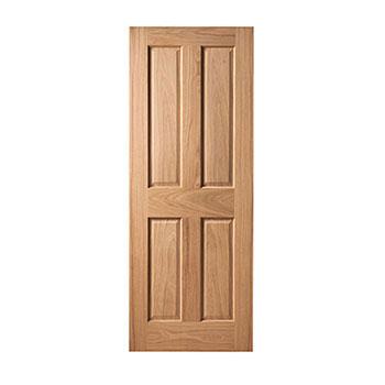 Oak 838mm wide Internal Door from the Cheshire range