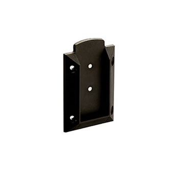 Black Iron DECKING RAIL BRACKETS