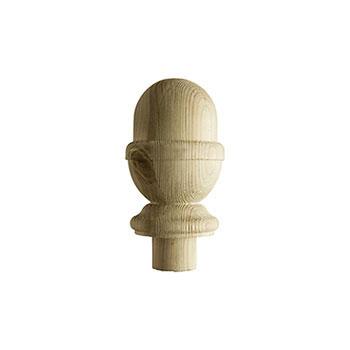 Pine Deck Acorn Cap 132x84x84