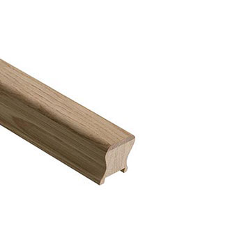 Oak Benchmark 3600mm Length 41mm Groove Handrail