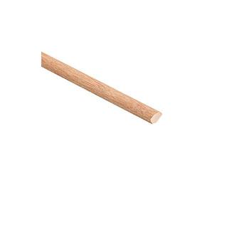 Hardwood 2400x9x9 Quadrant