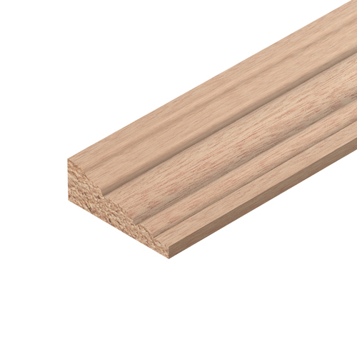 Hardwood 2400x12x34 Barrel