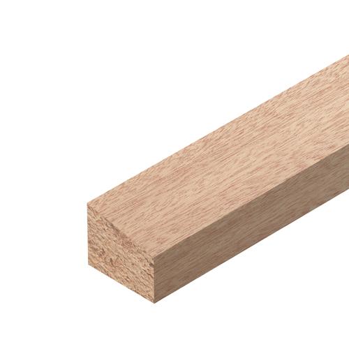 Hardwood 2400x12x15 Wedge