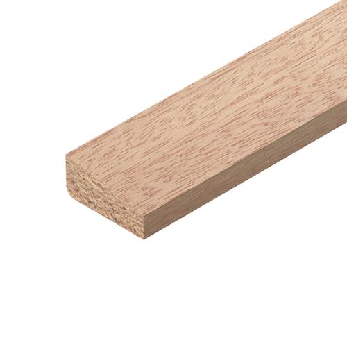 Hardwood 2400x27x12 Chamfered