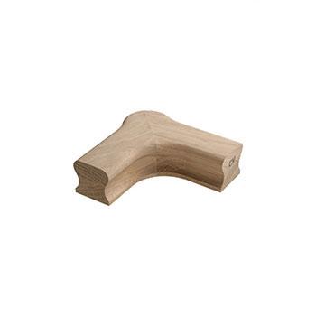 Benchmark Oak Level Quarter Turn Cap