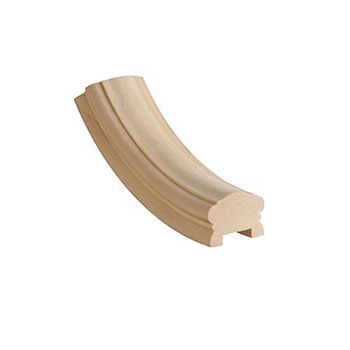 Benchmark Pine 32mm Groove Low Profile Up Easing