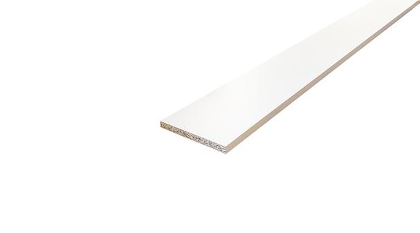 15mm X 457mm 1830mm Board Sheet Material In Melamine White