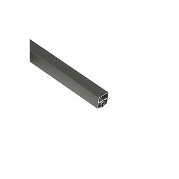 Aluminium Modern Deck Aluminium Universal Rail 1.8 mtr (for Glass)