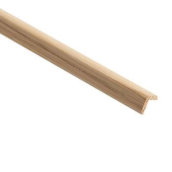 Oak 2400x21x21 Cushion Corner