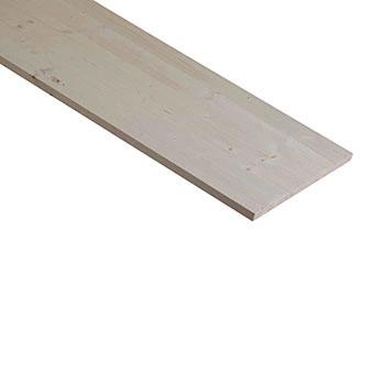 Pine 1750x400x18 Pineboard