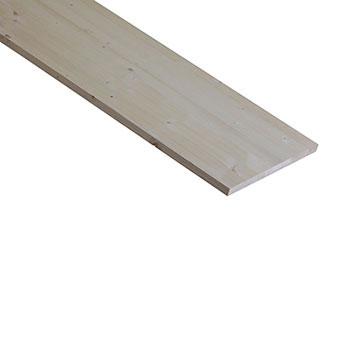 Pine 2350x400x18 Pineboard