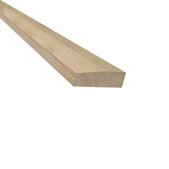 Pine 30x90x250 Plinth Block