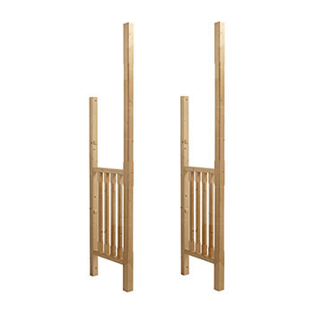 Pine  Stop Chamfer Porch Side Kit