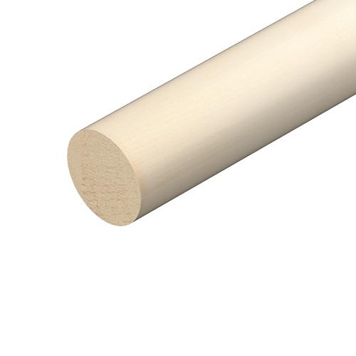 Light Hardwood 2400x25x25