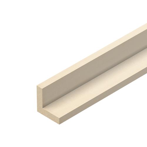 Light Hardwood 2400x21x21 Square Corner