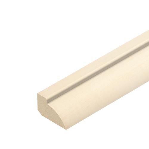 Light Hardwood 2400x9x15 Glass Bead