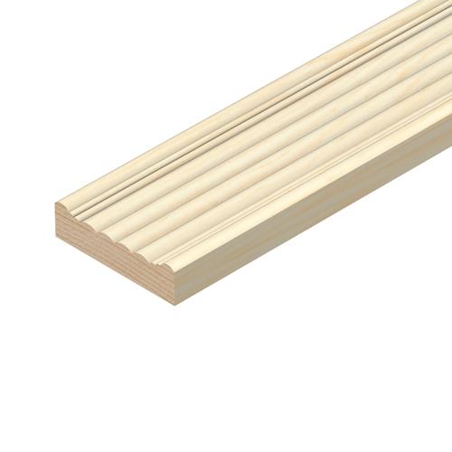Pine 2400x21x79 Reed