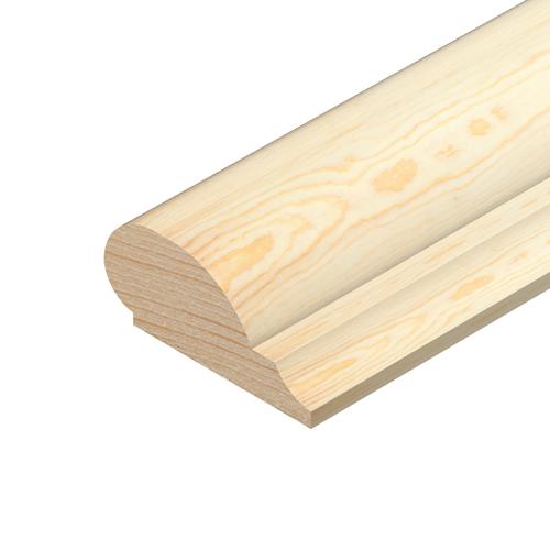 Pine 3000x20x45 Picture Rail