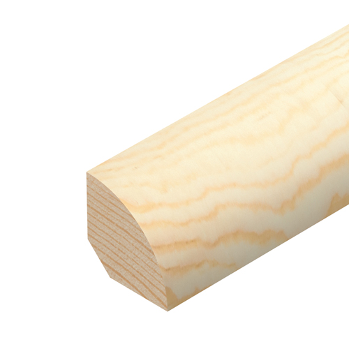 Pine 2400x15x15 Quadrant