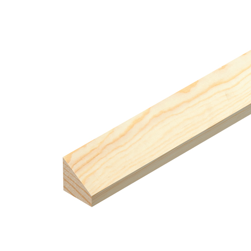 Pine 2400x9x9 Wedge