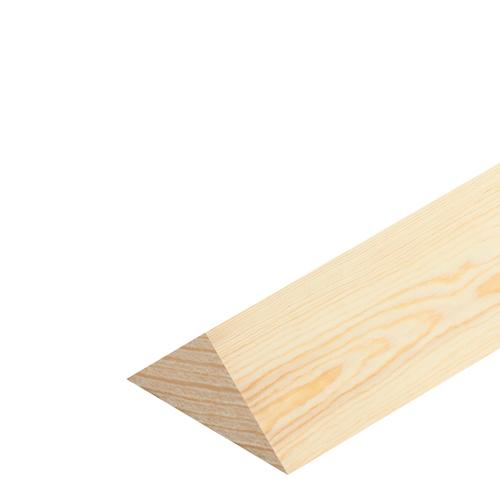 Pine 2400x18x18 Triangle