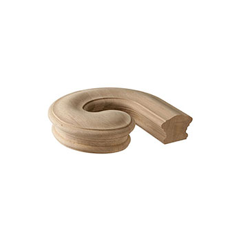 Warwick Oak Right Hand Volute